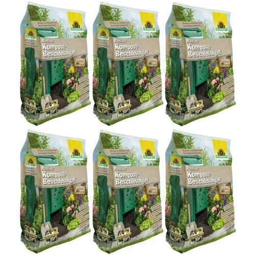 NEUDORFF 6 x 5 kg Radivit Kompost-Beschleuniger - Neudorff
