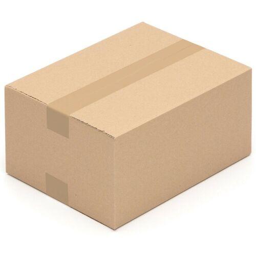 KK VERPACKUNGEN 600 stk 320 x 250 x 160 mm Versand Falt Kartons Verpackungen Schachtel