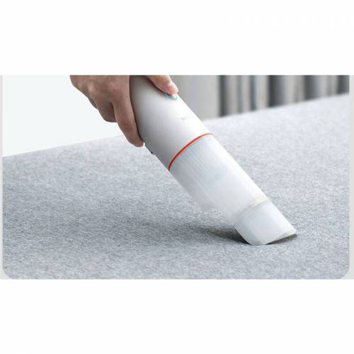 Insma - 6000Pa Akku Leichter Handstaubsauger Weiß