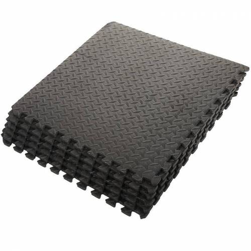 WYCTIN 6x EVA Schutzmatten Schutzmattenset Bodenschutzmatten