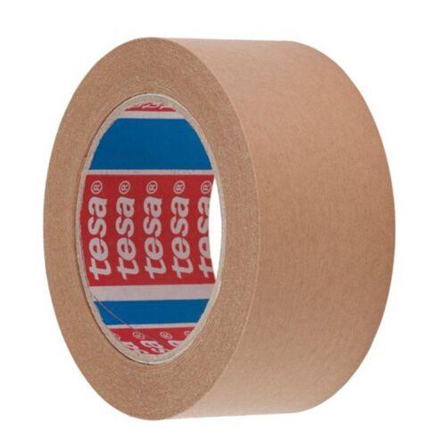 TESA 72 x Tesa Papierklebeband Typ 4313 Packband Paketband Klebebänder