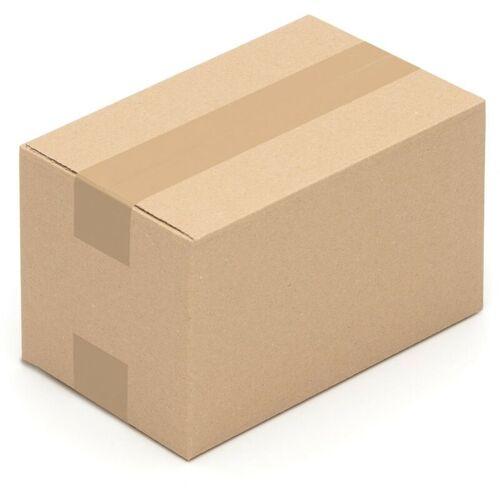 KK VERPACKUNGEN 75 x Faltkartons 250 x 150 x 150 mm - Verpackungs Kartons