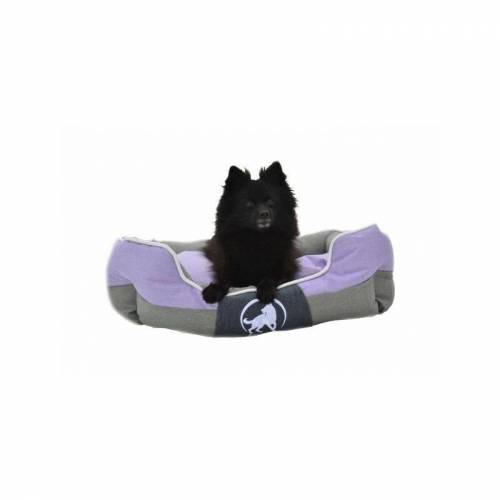 Aquagart® Hundebett violett XL 100 x 80cm Hundekissen Hundebetten