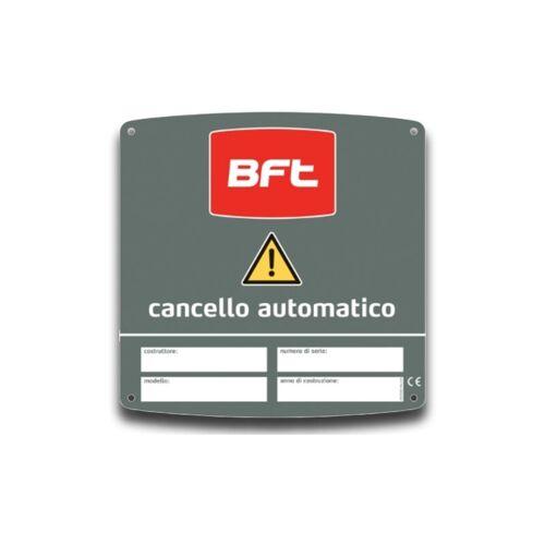 BFT Verkehrsschild cms d831081 - BFT