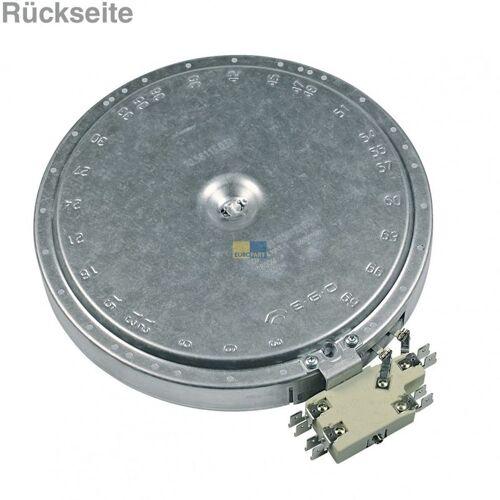 Bosch Siemens Strahlheizkörper Ø 175mm, Kochplatte, Einkreis HiLight