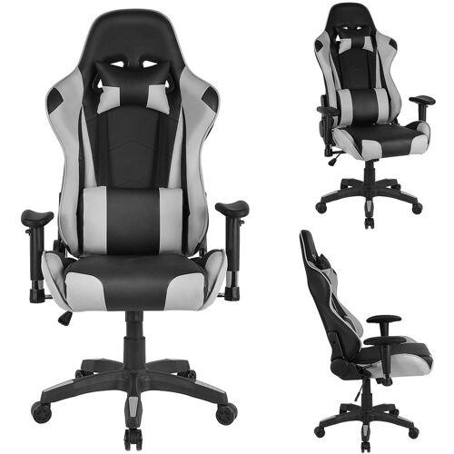 WYCTIN Bürostuhl Racing Chefsessel Gaming Stuhl Drehstuhl Bürosessel