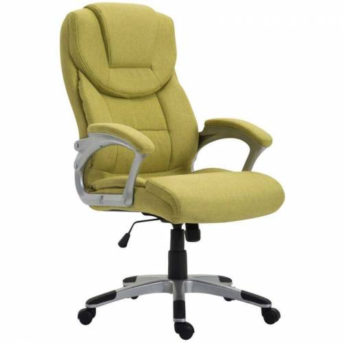 CLP - Bürostuhl XL Texas V2 Stoff-grün