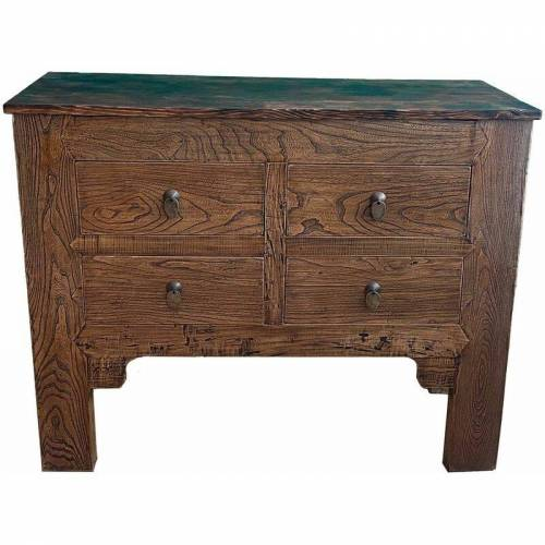 Asienlifestyle - Asiatisches Sideboard - Holz Kommode China