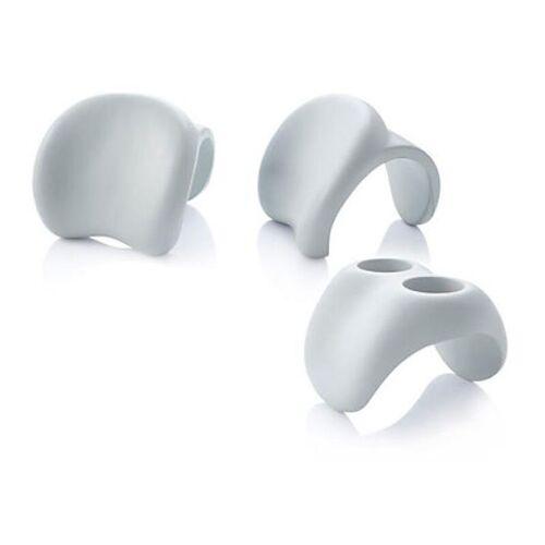 BRAST Whirlpool Comfort Set - 2x Nackenkissen und Gertränkehalter