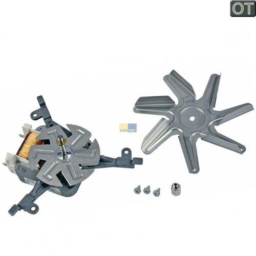 DANIPLUS © Heißluftventilator, Gebläsemotor, Ventilator 35W passend für Bosch