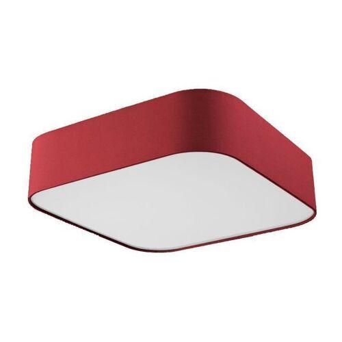 SORPETALER Deckenleuchte Sorpetaler Deckenlampe LED Stofflampe Stoffleuchte eckig