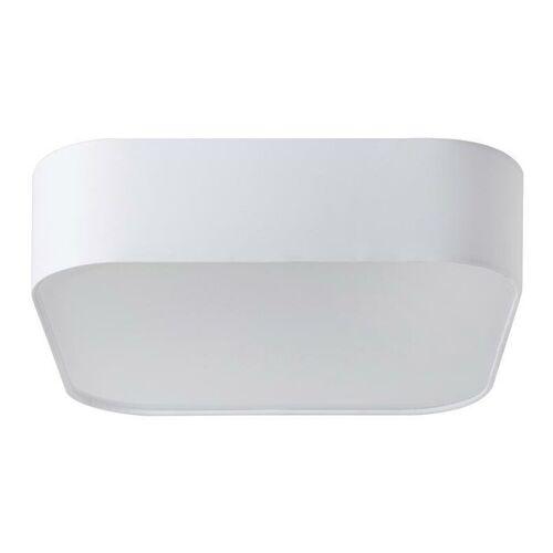 SORPETALER Deckenleuchte Sorpetaler Stoff Deckenlampe LED eckig