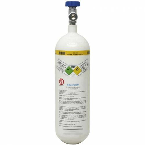Dönges Sauerstoffflasche, 2 l