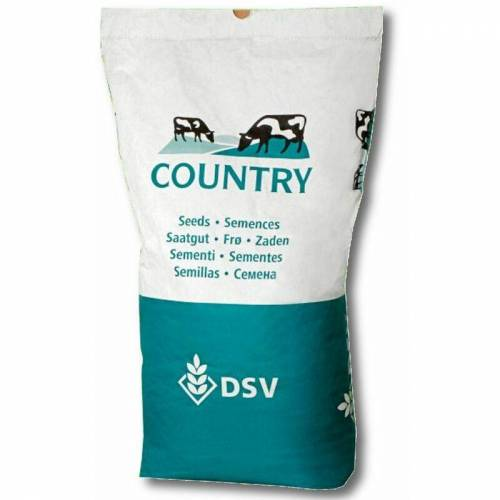 DSV COUNTRY Feldgras 2056 Luzernegras 25 kg Grassamen Weidesamen Futtergras