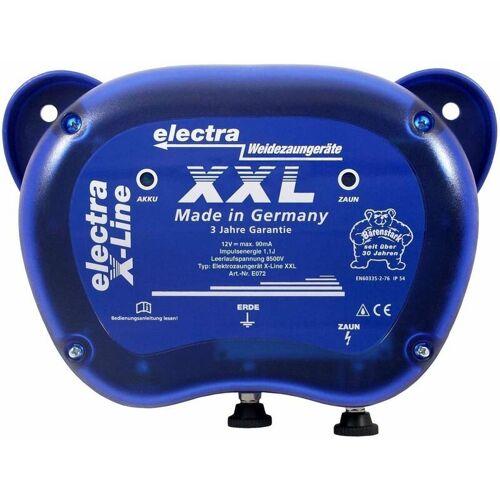 electra X-Line XXL Kombigerät 12V / 230V, 1,0 Joule