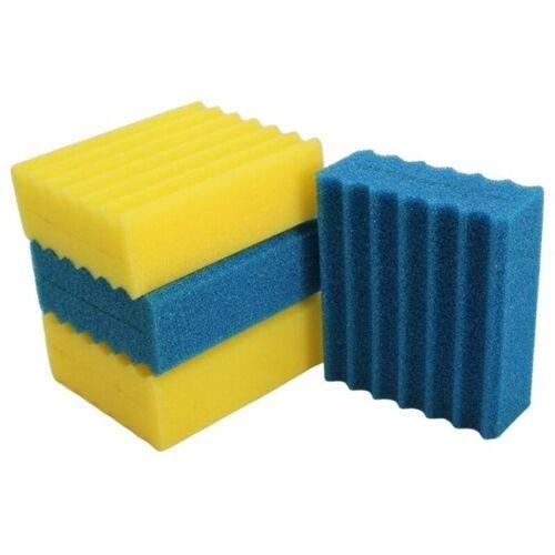 AQUARISTIKWELT24 Ersatzschwämme für CBF-350 Teichfilter Kammerfilter Filter