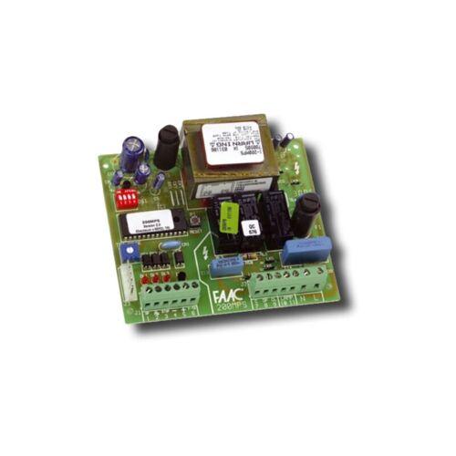 faac elektronikkarte für rolladen 200mps 230v ac 790905