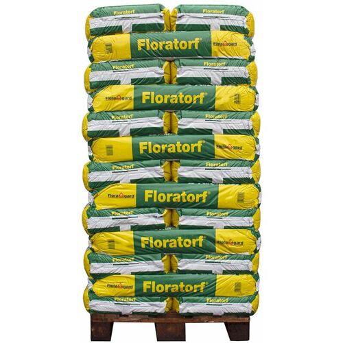FLORAGARD Floratorf naturrein, 36 Sack je 100 l, Gesamt 3600 l - Floragard