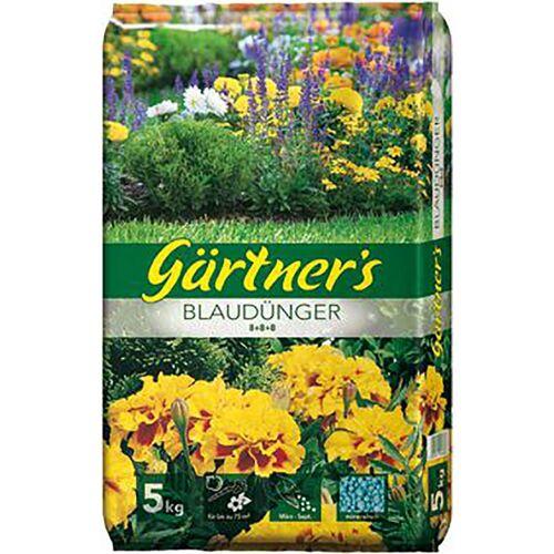 GÄRTNER'S Blaudünger 8+8+8, 5 kg - Gärtner's