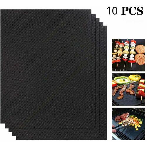 BETTERLIFE Grillmatte zum Grillen, Backmatte zum Grillen 400 * 330mm (10 Stk