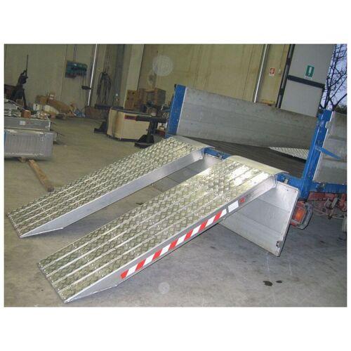 Laderampe Experten - D. Aluminium Laderampe 3.50m für sehr schwere