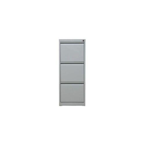 CERTEO Hängeregistraturschrank   HxBxT 101 x 40 x 62 cm   Grau Hängeregister