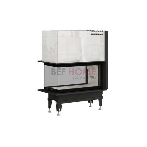 Bef Home - Kamineinsatz BeF Therm V 10 U 13 kW