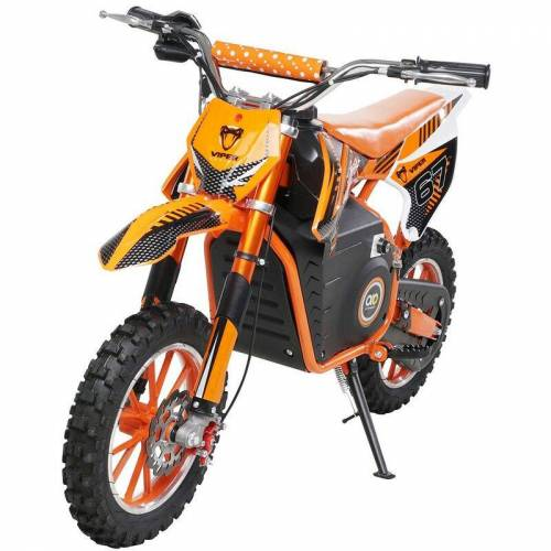 ACTIONBIKES MOTORS Kinder Mini Enduro Crossbike Viper Elektro 1000 Watt Motorcrossbike