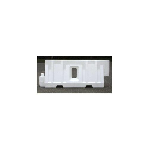 CERTEO Fahrbahnbegrenzung - LxBxH 2200 x 500 x 850 mm, weiß Begrenzungen