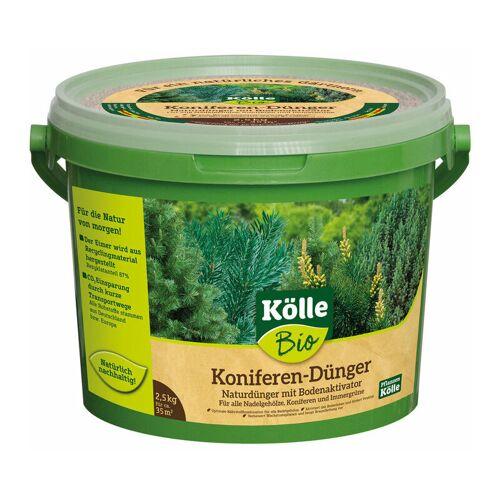 Kölle Bio Koniferendünger, 2,5 kg Eimer