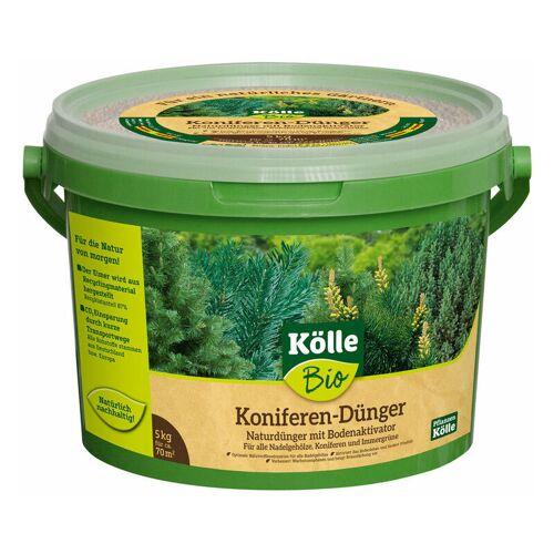 Kölle Bio Koniferendünger, 750 g Eimer 5 kg