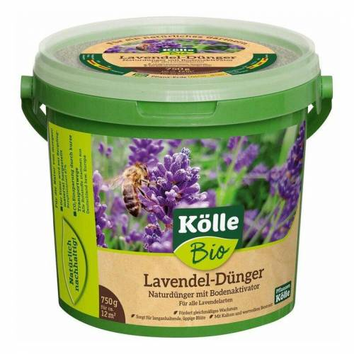 Kölle Bio Lavendeldünger, 750 g Eimer