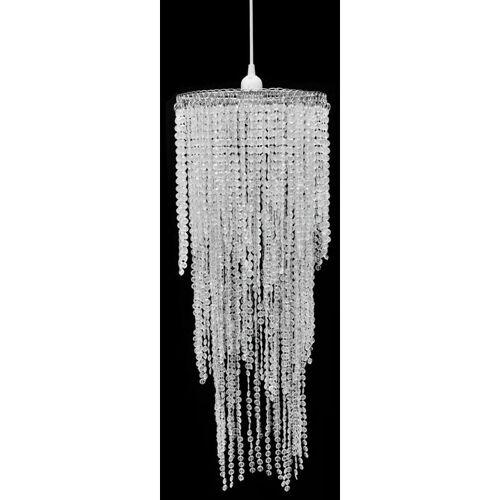 ZQYRLAR Kristall Anhänger Kronlampe 26 x 70 cm