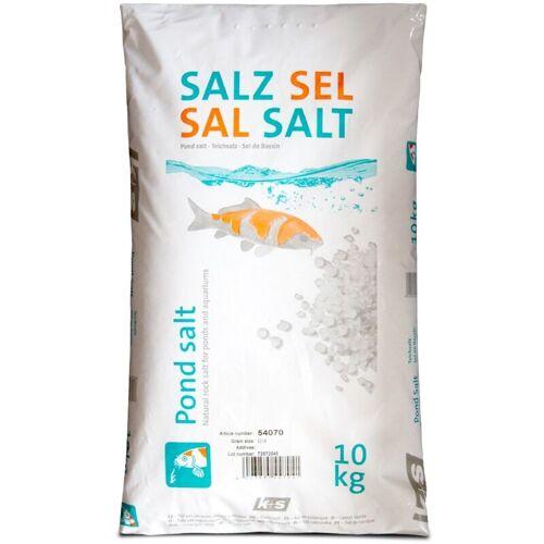 Könner und Söhnen K+S Esco 20kg Säcke Teichsalz für Zierfische Teichfische