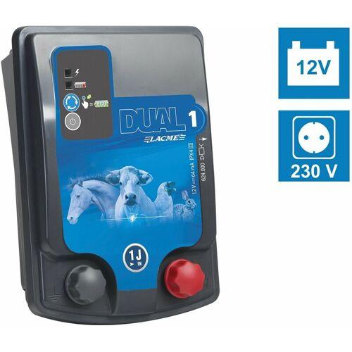 LACME LACMÉ Dual D1 12 V / 230 V Kombigerät, 1,0/0,7 Joule