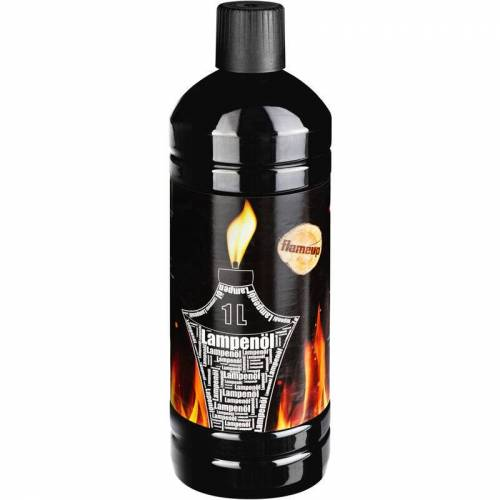 FLAMEUP Lampenoel Lampenöl Petroleum Lampe Garten Oel Fackeln Fackel Laterne Öl