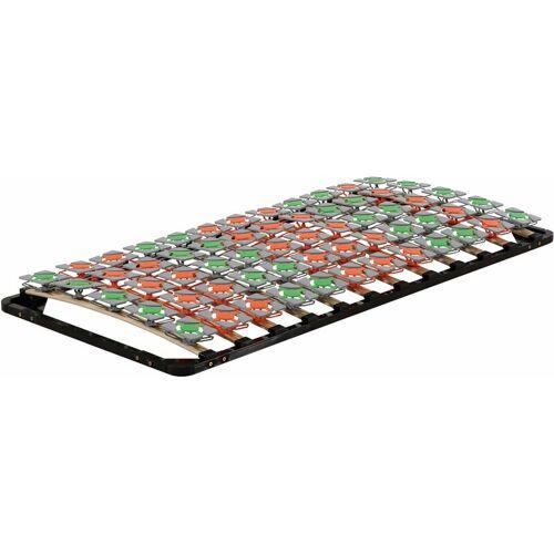 I-FLAIR Lattenrost Tellerlattenrost FLOWER Ergo IF57 - für alle Matratzen