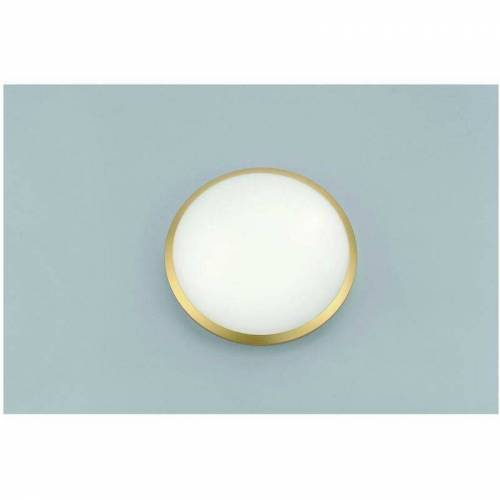 HUFNAGEL LED-Deckenleuchte anb 20W 3000K A+ Konv 2200lm go mt IP20 Ø300mm Gl_opal