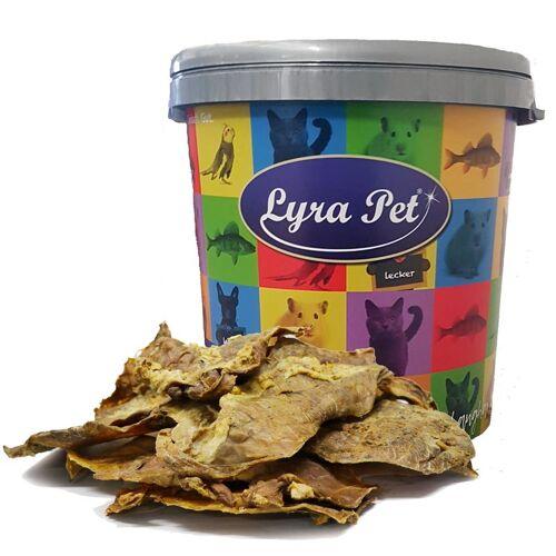 LYRA PET 5 kg ® Lammfleisch in 30 L Tonne - Lyra Pet