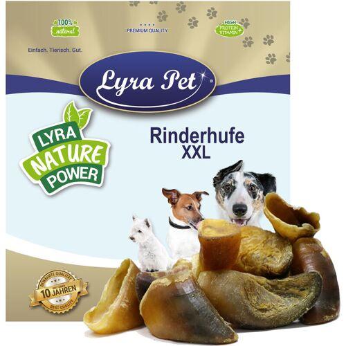 LYRA PET 200 Stk. ® Rinderhufe XXL ca. 18 kg - Lyra Pet