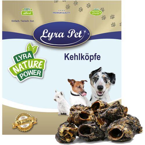 LYRA PET 5 kg ® Rinderkehlköpfe - Lyra Pet