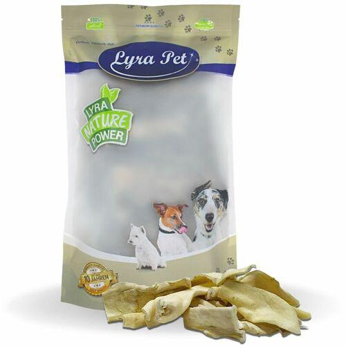 LYRA PET 1 kg ® Rinderkopfhaut hellbraun, hell - Lyra Pet