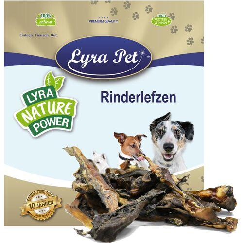 LYRA PET 25 kg ® Rinderlefzen - Lyra Pet