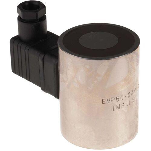 RS PRO Türmagnet Zutrittskontrolle, 500N, 24V dc, ø 50mm, DC - Rs Pro