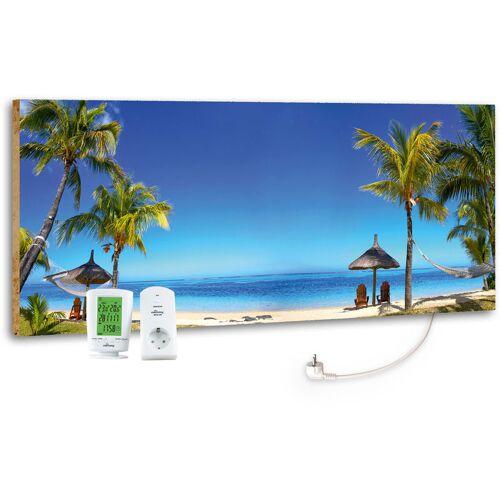 Marmony - M800 PLUS 800 Watt Infrarotheizung 'Beach' inkl. MTC-40