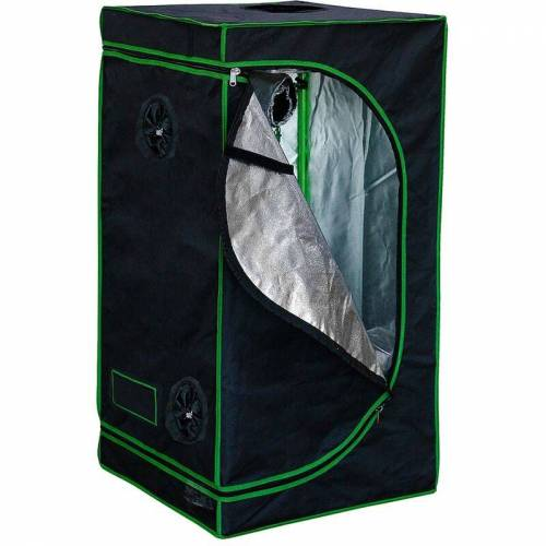 MELKO Grow Tent Growbox Growroom Growschrank Grow Tent Darkroom Indoor