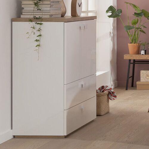Llb Living Life Bed - Moderne Kommode für Wohn- und Schlafzimmer Ottavia