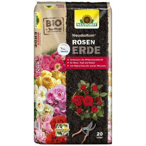 NEUDORFF ® NeudoHum® RosenErde 20 Liter torffrei - Neudorff