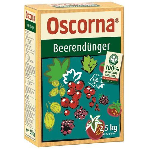 OSCORNA Beerendünger 2,5 kg - Oscorna