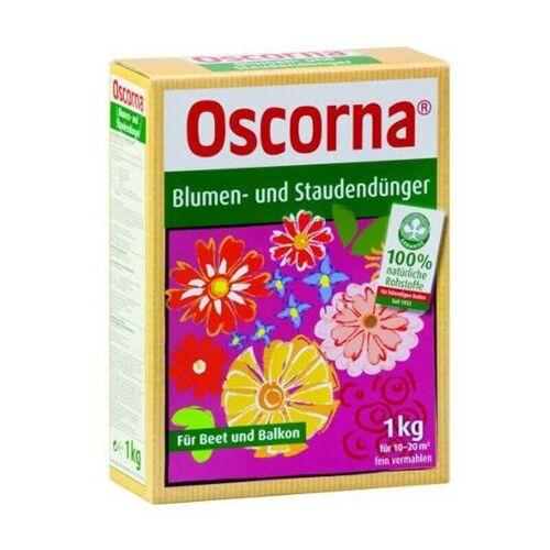 OSCORNA Blumen- und Staudendünger 1 kg - Oscorna